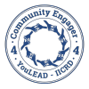IICRD YouLEAD Stamp for Community Engager