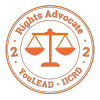 IICRD YouLEAD Stamp for Rights Advocate