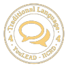 IICRD YouLEAD Stamp for Traditional Language