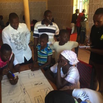 Social Mapping with the children